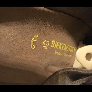 Birkenstock Shoes - New Birkenstock Leather Men's Size 10